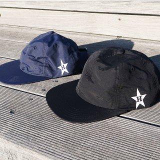 MR.HUGE STAR PRINTED NYLON JET CAP(スター プリント ナイロン ジェット キャップ)
