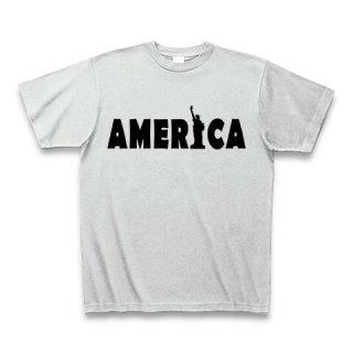 MR.HUGE WORLD TOUR PRINTED Tシャツ アッシュ
