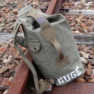 MR.HUGE ROGO DUFFLE RUCK BAG(ロゴ ダッフル リュック バッグ)