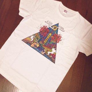 スナック彼岸花Tシャツ