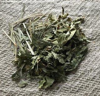 9.レモニィブレンドハーブティー<br>Lemony Blend Herb Tea