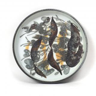BACA/バッカ 丸絵皿