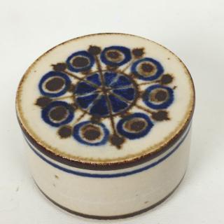 ヴィンテージ陶器の小物入れ
