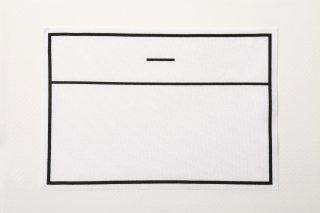 ストレッチゼッケン(大/13cm×19cm)【アイロン圧着ノリ付き】