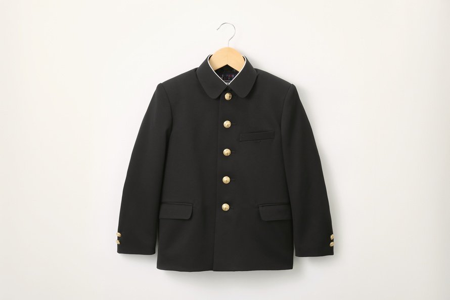 折襟型通学服(男の子用)|Catc...