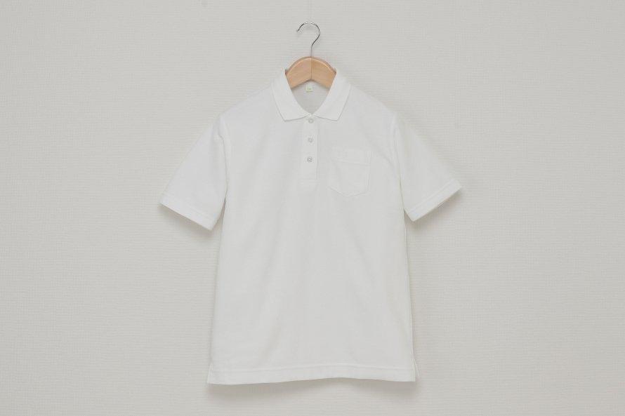 女児 半袖ポロシャツ(吸汗速乾・形態安定)