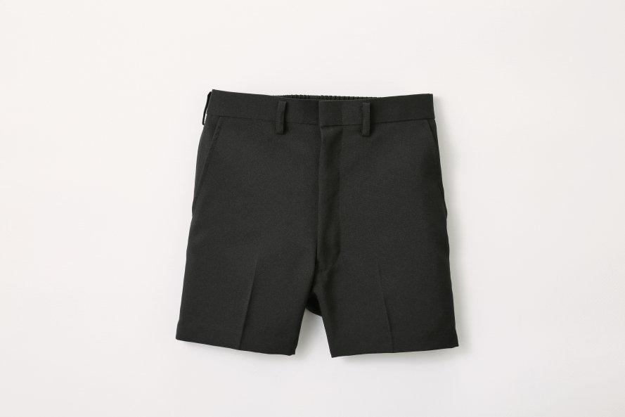 通常丈夏用半ズボン【黒色(ブラック)】