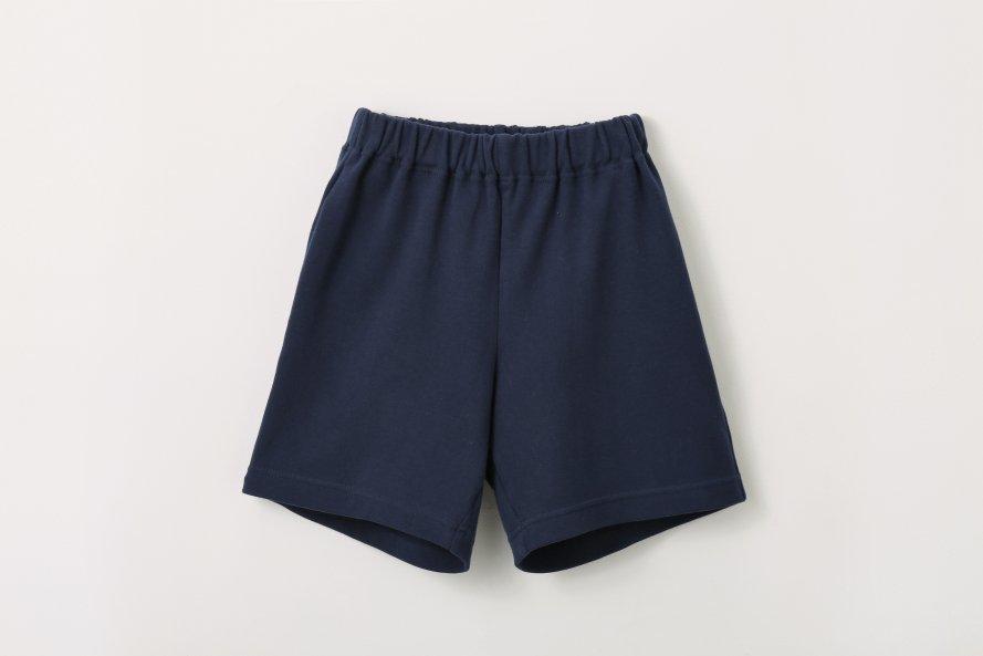 日本製で敏感肌向けのクオーターパンツ【厚手】