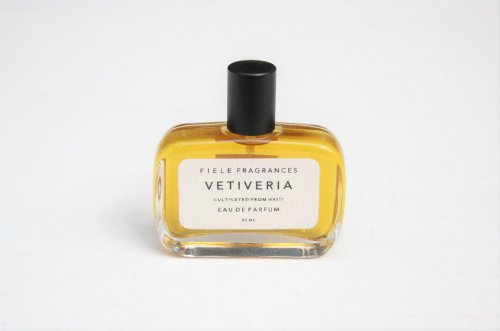 〈CAPSULE PARFUMERIE〉Fiele Fragrance 【VETIVERIA】