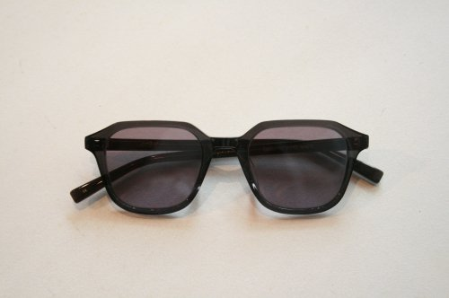 〈A.D.S.R.〉FABIO 01 【Color.01 Clear Black】