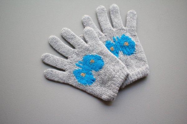 choucho kid's 手袋