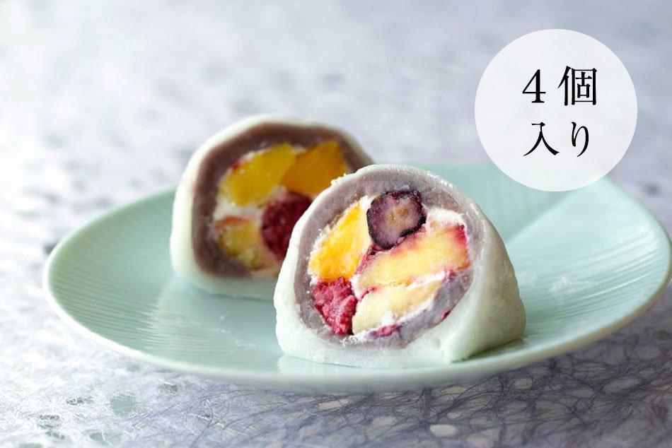 鴻池花火(4個入り)【冷凍便】