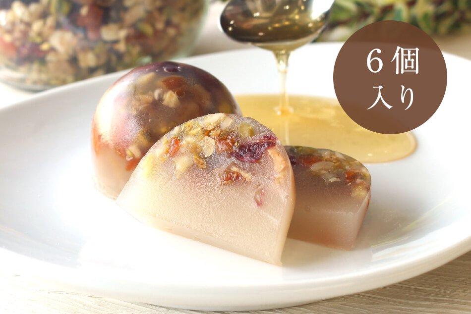 羊羹みのり(6個入り)【冷蔵便】