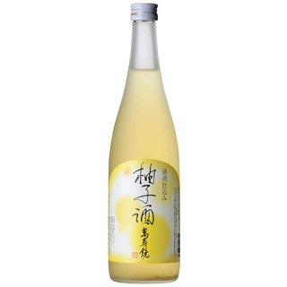 【萬寿鏡】柚子酒 720ml