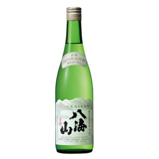 【八海山】特別純米生詰原酒   八海山 720ml