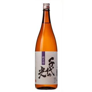 【千代の光】千代の光 純米酒     1.8l