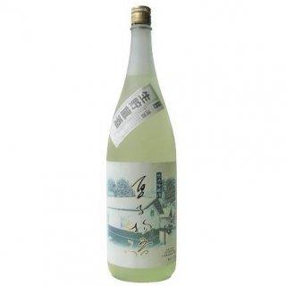 【清泉】純米吟醸 夏子物語 生貯蔵酒   1.8l ※12月入荷予定