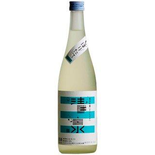 【清泉】純米吟醸 清泉 しぼりたて    720ml ※12月入荷予定