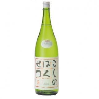 【こしのはくせつ】特別純米酒 こしのはくせつ 1.8l