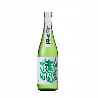 【麒麟山】純米吟醸 しぼりたて生原酒 ぽたりぽたり きりんざん 720ml