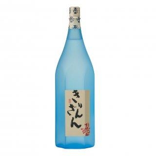 【麒麟山】カラーボトル シリーズ きりんざん ブルーボトル 1.8l