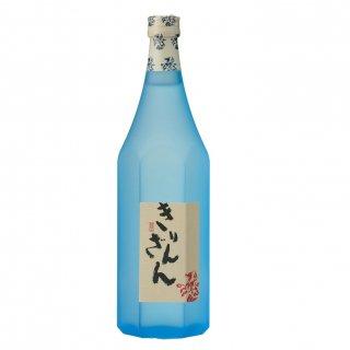 【麒麟山】カラーボトル シリーズ きりんざん ブルーボトル 720ml