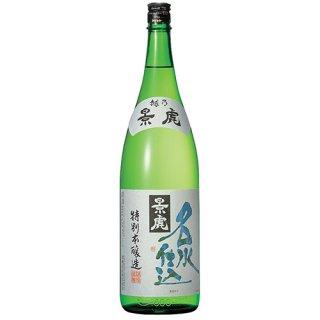 【越乃景虎】  越乃景虎 名水仕込特別本醸造 1.8l