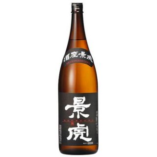 【越乃景虎】 本醸造 酒座景虎 1.8l