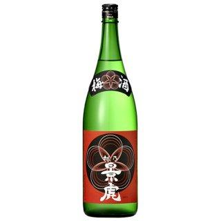 【越乃景虎】 梅酒 越乃景虎 1.8l