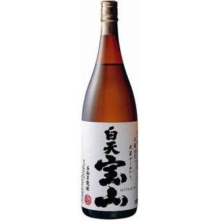 【西酒造】 芋焼酎 白天宝山 1.8l