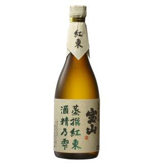 【西酒造】 芋焼酎 蒸撰シリーズ 紅東 720ml