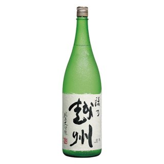 【越州】純米大吟醸 禄乃 越州 1.8l