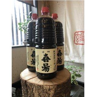 コトヨ醤油 喜昜(きあげ) 1800mlペット(1本)