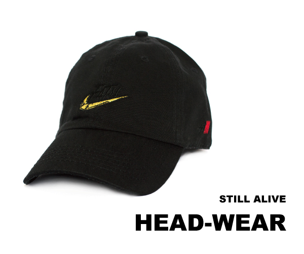 still alive head wear collection