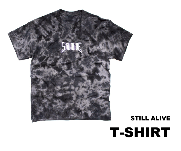 still alive t shirt collection
