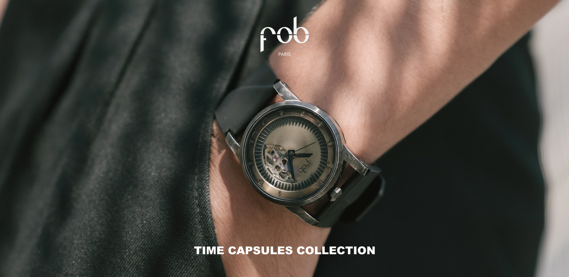 fob paris time capsules collection