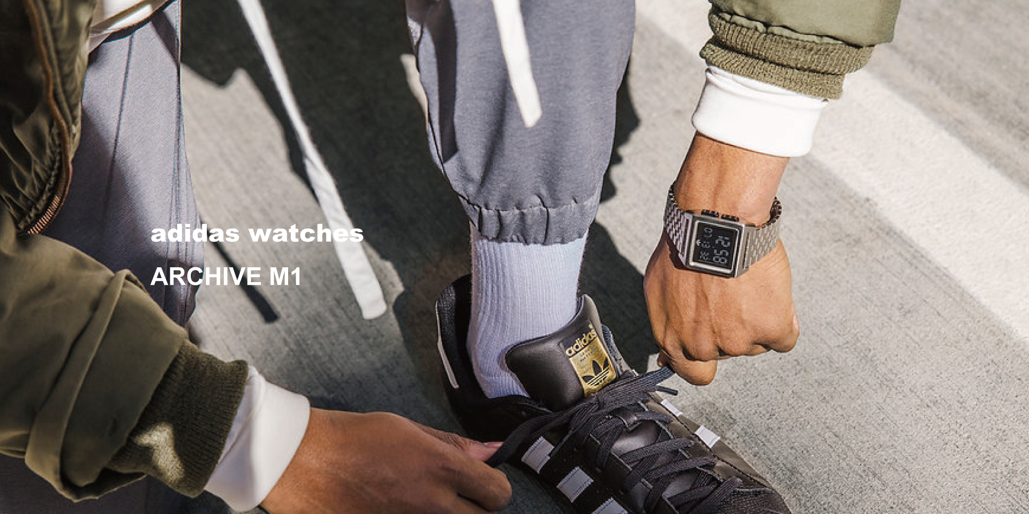adidas watch archive m1