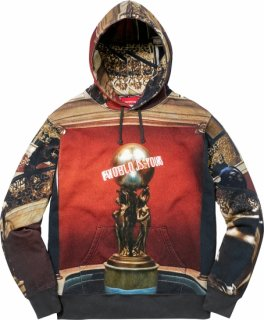【SUPREME×SCARFACE】Scarface World is yours Hooded