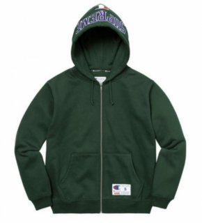 【SUPREME×CHAMPION】champion Arc log green size M