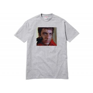 【SUPREME×SCARFACE】Scarface Shower Tee grey