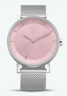 DISTRICT M1/SILVER/LIGHT PINK SUNRAY