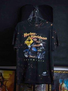 Harley Davidson Australia 1992 Vintage