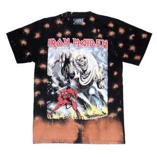 "IRON MAIDEN ""Number of the Beast"" Tee – S"