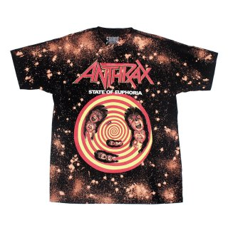 "ANTHRAX ""State of Euphoria"" Tee – M"