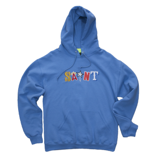 SAINT HOODY/BLUE