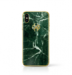 iPhone XS/XS MAX 256GB - GREEN MARBLE