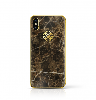 iPhone XS/XS MAX 256GB - BROWN MARBLE