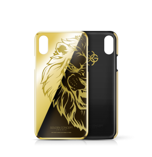 iPhone 24k GOLD CASE - LMITED LION EDITION
