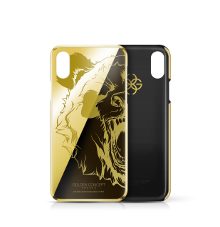 iPhone 24k GOLD CASE - LMITED BEAR EDITION