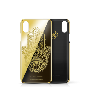 iPhone 24k GOLD CASE - LMITED HAND EDITION